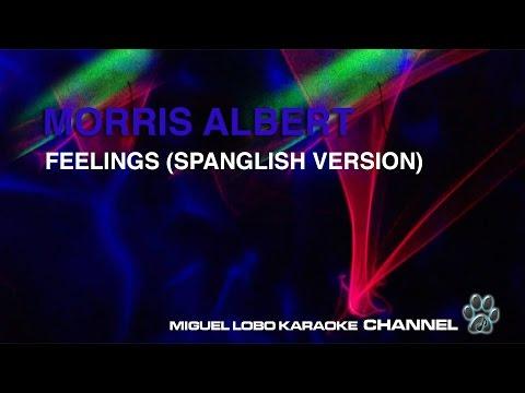 MORRIS ALBERT - FEELINGS - Karaoke Channel Miguel Lobo