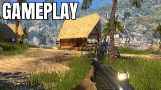 SS2 Map Remade in SS3 - Serious Sam Fusion Riverdance (Gameplay)