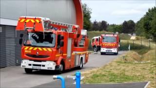 Compilation Sapeurs Pompiers Louviers (27, Pompiers de l'Eure)