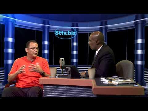 Tony Brown host of Straighttalktv interview Author Stan Richards