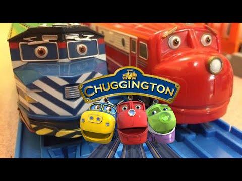 treno giocattolo Chuggington Zack Wilson paga (01341 it)