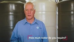 Bushman Tanks guides you how to to chose the right water tank