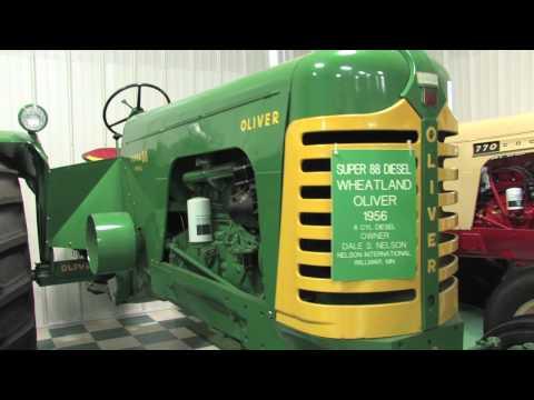 Nelson Antique Tractor Auction - Video Tour Part 1 of 2 - Aumann Auctions