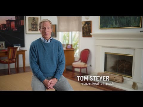 Steyer airing impeachment ad on 'Fox & Friends'