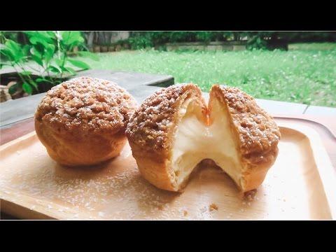 Kitchen Conundrums Cream Puffs Recipe