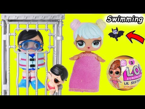 LOL Surprise! Dolls New Baby Babysit Wrong Clothes House Lil Sisters Custom Vending Pets Unboxed!