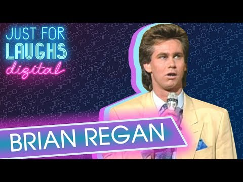 Brian Regan Stand Up - 1991