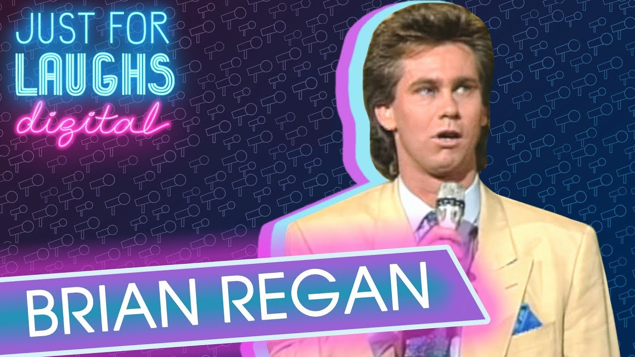 Brian regan are you dating