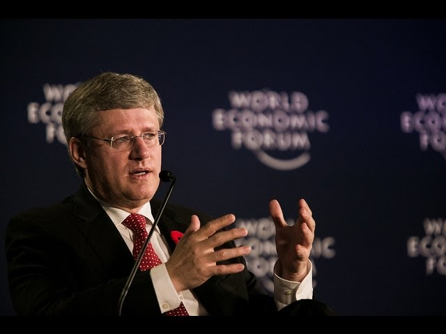 India 2012 - Special Address by Stephen Harper, Canadian PM