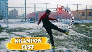 YENİ PROFESYONEL KRAMPONLARIM! (Test)