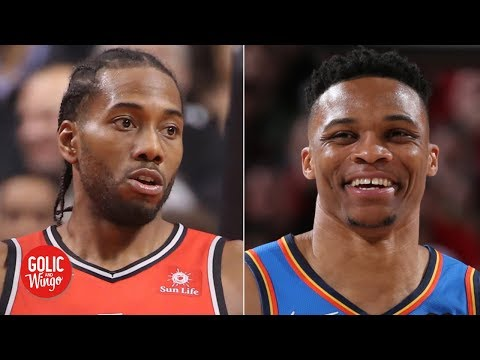 Kawhi to Clippers creates parity, Russ a great fit for Heat - Quentin Richardson | Golic and Wingo