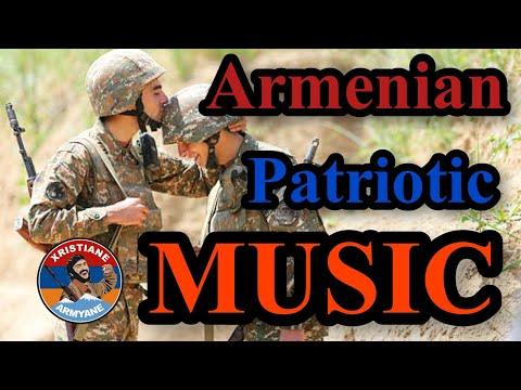 ՀԱՅ ՔԱՋԵՐ | HAY QAJER - Armenian Patriotic Mix Music (от XRISTIANE_ARMYANE)