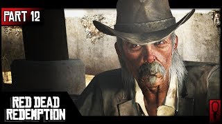 Poker Game Gone Wrong - Part 12 - 🤠 Red Dead Redemption - [Blind] XBOX One X Gameplay Let