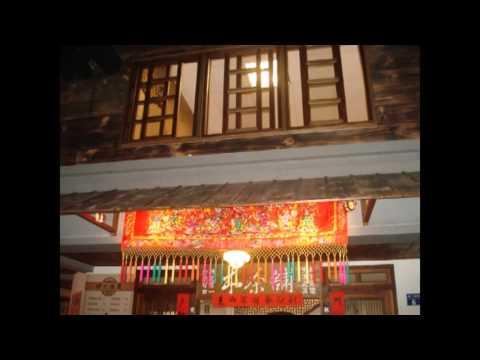 2013 02 17~寶島時代村~春節林雅德與Sharry Hsu 到此一遊~~時代村裏面有一位街頭藝人~薩克斯風吹奏老歌~悲情的城市~