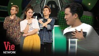 Trường Giang cạn lời trước 'Hot Girl 7 Thứ Tiếng' Khánh Vy và đồng đội l VieTalents Official