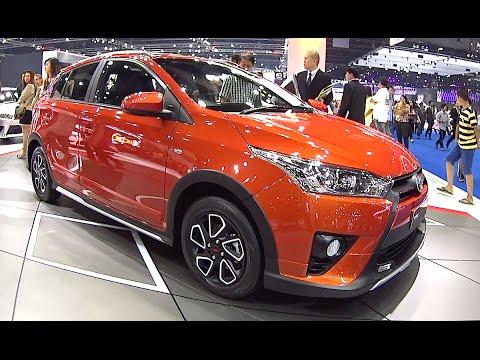 2016, 2017 Toyota Yaris TRD sportivo edition