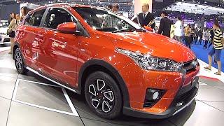 2016, 2017 Toyota Yaris TRD sportivo: Toyota Thailand has revealed ...