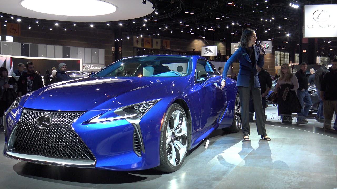 2019 Lexus Lc 500 Youtube