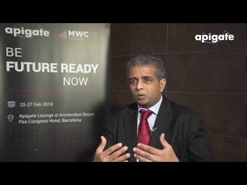 Apigate Customer Testimonial: Dr. Hans Wijayasuriya, Axiata Group