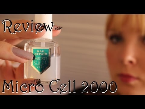 review micro cell nail repair 2000 endlich lange. Black Bedroom Furniture Sets. Home Design Ideas