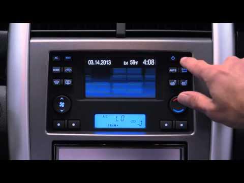 Metra FORD EDGE 2011-14 Kit 99-5829CH