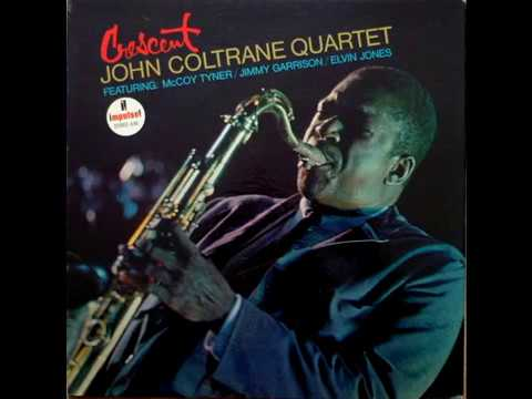 John Coltrane - Crescent (1964) {Full Album}