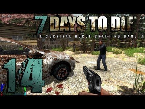 7 Days to Die [Coop] (Alpha) #14: Ressourcenjagd am See [Let's Play Together | Deutsch | HD]