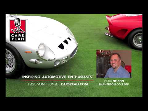 033:  Craig Nelson on Starting A New Career in Automotive Resorations