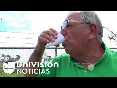La escasez de agua potable amenaza la salud de miles de puertorriqueños en la isla