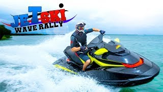 Jet Ski Wave Rally Racing Gameplay HD 1080p 60fps