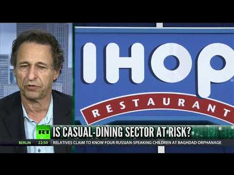 Casual-dining Declining?