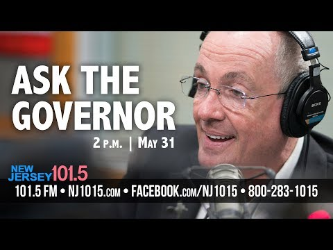 Ask The Governor with Phil Murphy — May 31, 2018