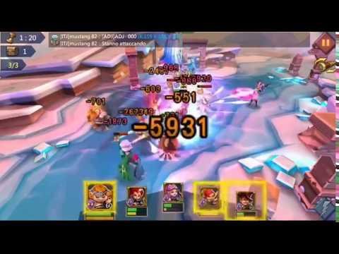 Lords Mobile Trucchi Scenario 8-18 Normale
