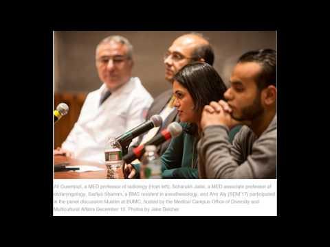 Muslim at BUMC: A Conversation