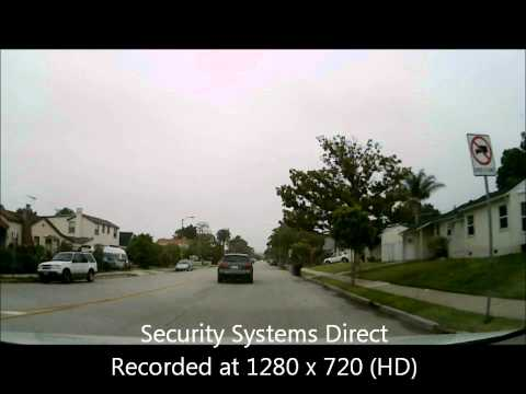 Security Systems Direct Presents SSD-DASHCAM