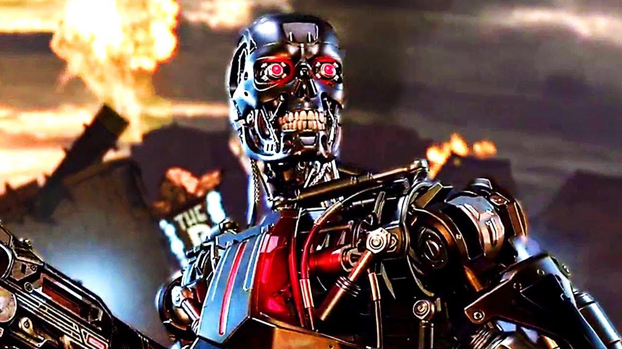 Microsoft reveals stunning Terminator: Dark Fate Xbox One X