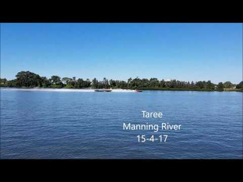 Power boats Taree Manning river