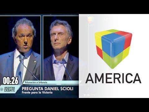Daniel Scioli vs. Mauricio Macri: Chicanas y cruces
