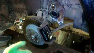 Замена передних тормозных колодок на лада приора