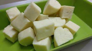 Homemade paneer - Soft paneer recipe - Paneer recipe - Easy paneer recipe