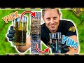 DIY: Make Swamp Water Drinkable