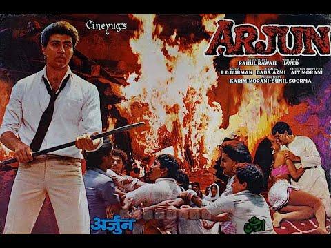 Download Arjun 1985   Sunny Deol & Dimple kapadia   Golden Bollywood