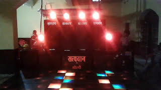 Jhupat jhupat.. cg song by SATYAWAN DJ LORMI with full Led lights control (call-9755061892)