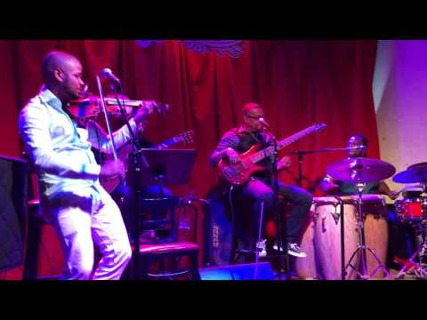 Joshue Ashby and C3 Project performs for New York Jazz Academy