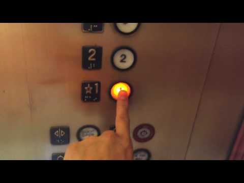 Modernized Westinghouse Traction Elevator at Marriott Retail Shops, Honolulu HI