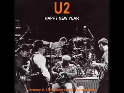 U2 - Dublin, Ireland 31-December-1989 (Full Concert Enhanced Audio)
