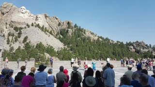 Mount Rushmore - South Dakota USA tourist guide