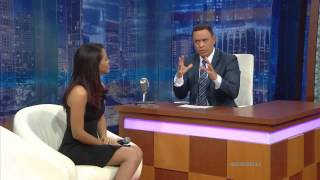 Laritza Bacallao impresiona en el 'Show de Alexis Valdes