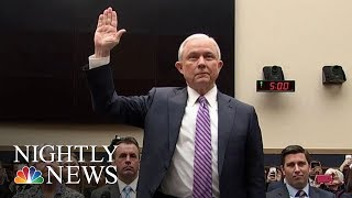 General Jeff Sessions: No Pressure To Launch New Hillary Clinton Investigation | NBC Nightly News Free HD Video