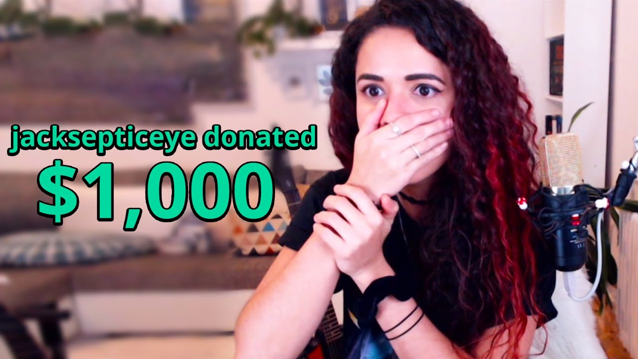 Donating To Smaller Streamers